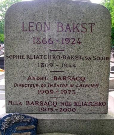 LEON BAKST