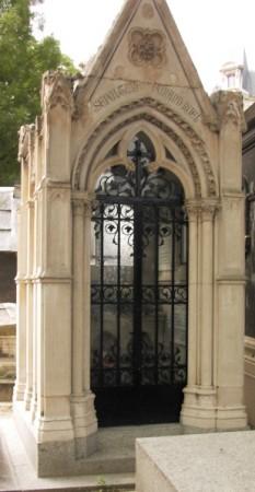 Quatrième expédition au cimetière Montmartre