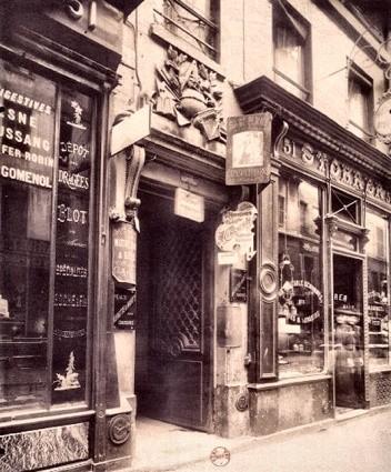 LE Compas d'Or 51 rue Montorgueuil