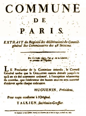 guillotine affiche Commune de Paris 1792.jpg