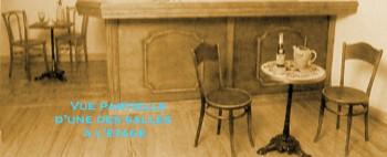 Daumier, Ibels, Crebassa, Steinlen, Albert Bertrand, Forain, Pascin, Stop,Manet, Félicien Rops, Apoux, Férat.