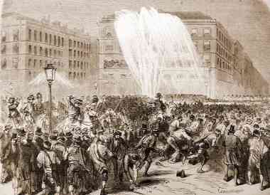 Puerta del Sol,madrid,étudiants,professeur,révoqué