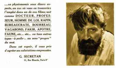 Gaston Secrétan,Victor doiteau,Ravoux,Granville,vincent van gogh,Auvers-sur-Oise,