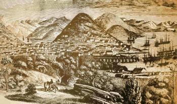 Vue générale de San-Franscico en 1850.jpg
