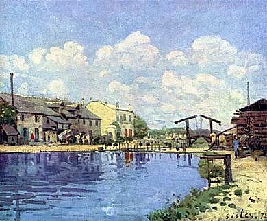 Alfred Sisley canal SAINT-MARTIN 2.jpg