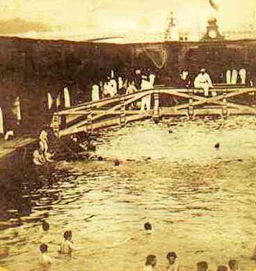 Deligny piscine