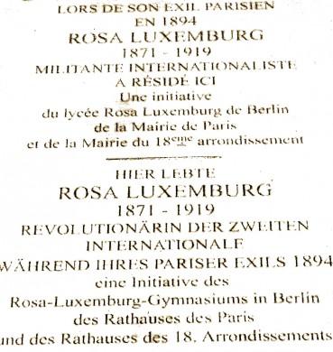 Rosa Luxemburg,max beckmann,spartacus,