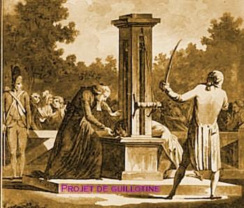 guillotin,antoine Louis