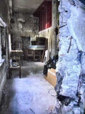 22 rue des Bourdonnais démolition interieure 01.jpg