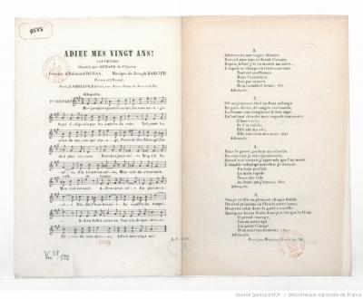 Adieu mes vingt ans darcier chanté par renard souvenirs  paroles d'Edouard Dugas.jpg