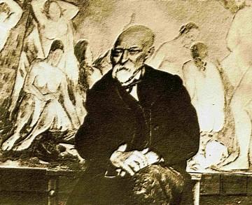 Cézanne, Emile Bernard,