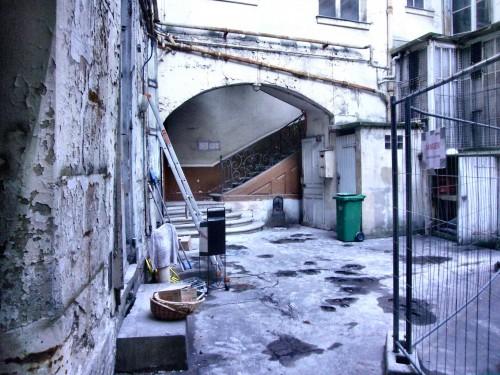 22 rue des Bourdonnais escalier gauche 01.jpg