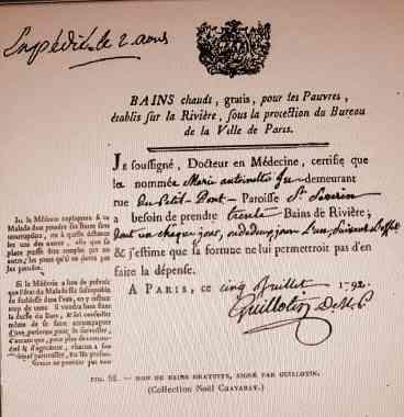 Guillotin,1792,Marie-Antoinette