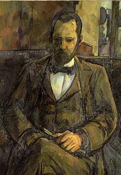 Cézanne,Vollard,pere Tanguy,Michel Boog,orangerie