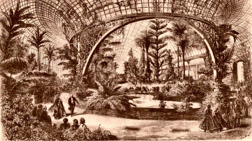 Au jardin d 39 acclimatation une sorte d 39 arche de no avec for Atelier du jardin d acclimatation