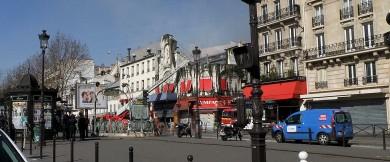 Elysée Montmartre,incendie