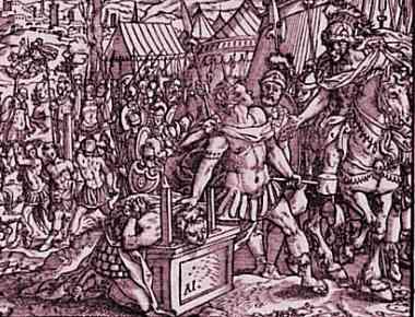 guillotine avant l'heure