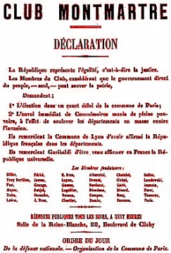 Reine blanche,montmartre,Vernasse,treizième arrondissement