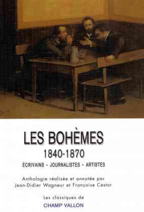 Wagneur,privat d'Anglemont,Baudelaire,Alfred Delvau,henri Murger,Firmin Maillard,