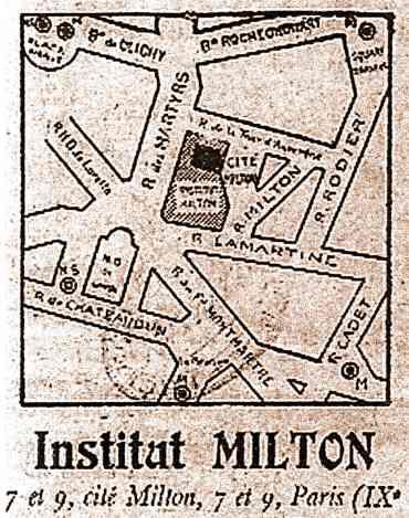 institut Millton
