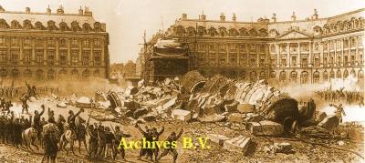 COLONNE Vendôme démolition archives.jpg