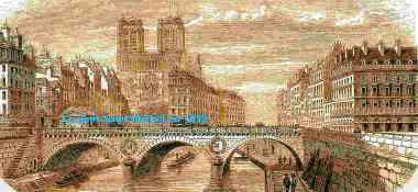 Haussmann,rue Sainte-Anne,rue de Jérusalem,palais de justice,pont Saint-Michel