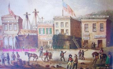 San-francisco 1850