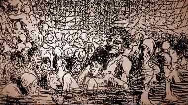 Daumier,Deligny