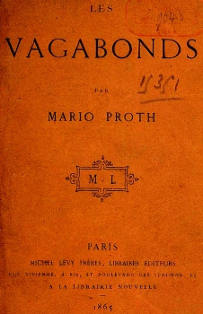 mario proth,Rimbaud,