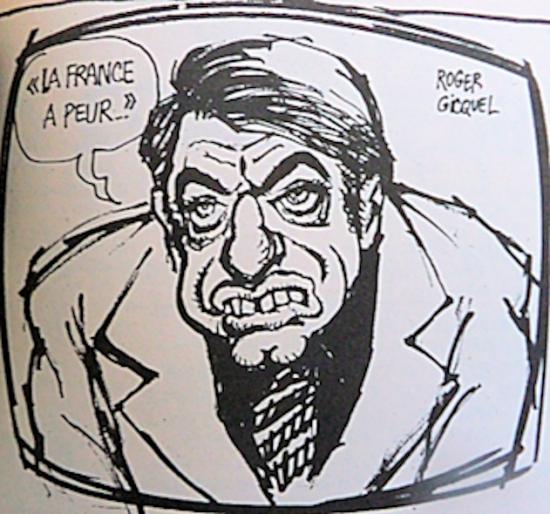 Roger Gicquel,Cabu