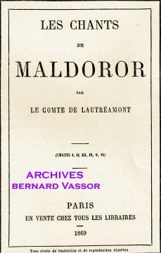 Lautréamont,Lacroix