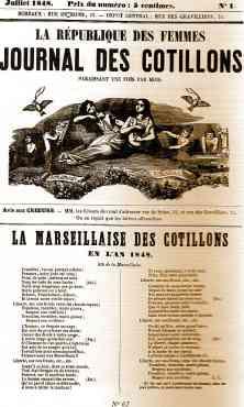 cotillon,1848