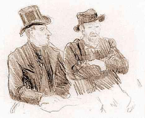 Pissarro,van gogh,TWITTER,1944,Bonnard,Vuillard,Cross,Signac,Matisse,Van Dongen