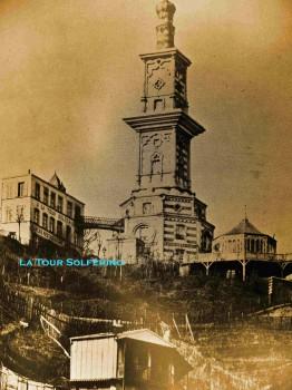Tour Solférino,Montmartre,second empire
