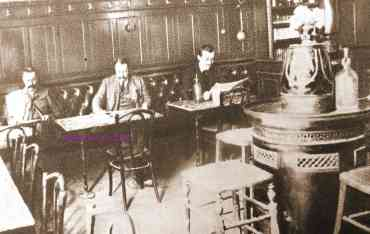 Nicolae Grigorescu Alphonse Daudet, Léon Cladel,François Coppée,Arthur Ranc,