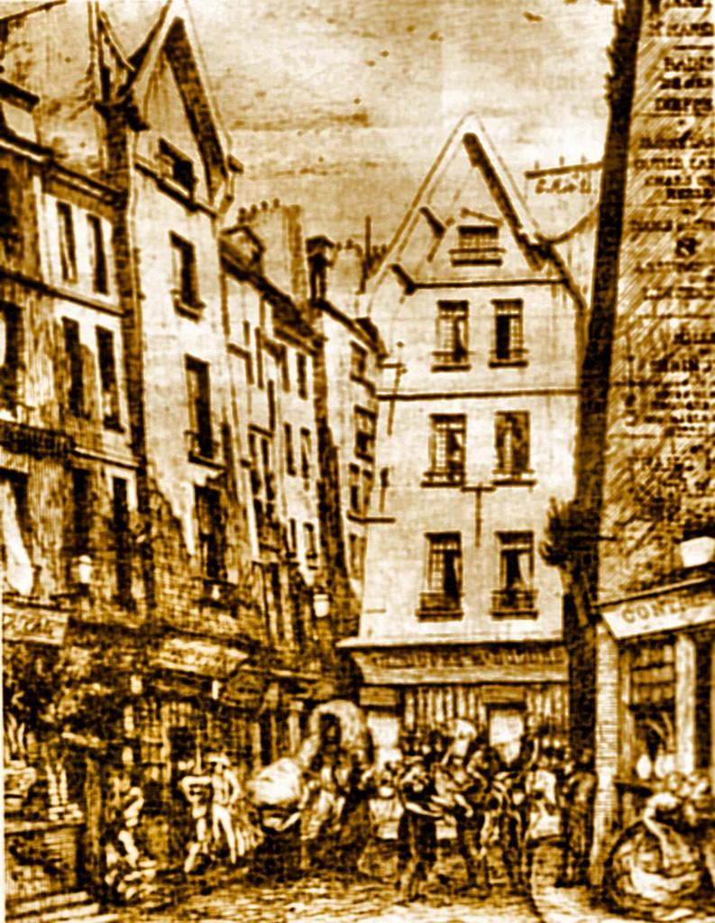 Histoire des rues de Paris : Autour du Père Tanguy
